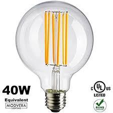 modvera g25 led light bulb decorative bathroom lighting globe