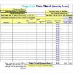 Free Timesheet Template Excel Excel Timesheet Template 39 Timesheet Templates Free Sle