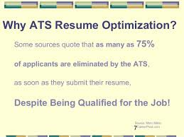 Resume For The Job by Optimize Your Resume For Applicant Tracking Systems 2016
