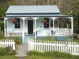 Cottages In New Zealand by Colonial Cottage New Zealand White Cottage From Settler Times In