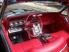 1961 Thunderbird Interior 1957 Ford Thunderbird For Sale Thunderbird U003dford Pinterest