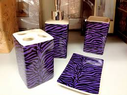 zebra bathroom ideas zebra print bathroom accessories photos and products ideas