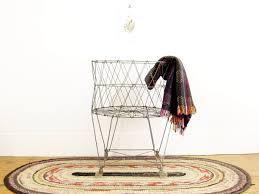 industrial laundry cart laundry basket laundry hamper farmhouse