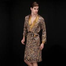 robe de chambre soie robe de chambre pour homme en satin robe de chambre soie luxe homme