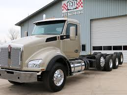 kenworth heavy haul for sale used trucks for sale