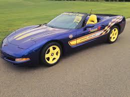 1998 corvette pace car for sale 1998 indy pace car 346ci 345hp automatic excellent