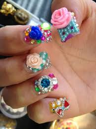 3d nail art designs sactown nails
