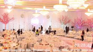 wedding backdrop themes cherry blossoms wedding