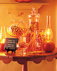Halloween Decorations For Adults Halloween Centerpieces And Tabletop Ideas Martha Stewart