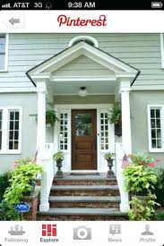 Front Porch Awning Front Doors 1000 Ideas About Front Door Awning On Pinterest Door