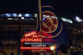 Cubs Lose Flag Won For The Ages After Years Of Waiting And Suffering Cubs Are