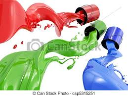 stock photography of rgb paint definition of rgb color system