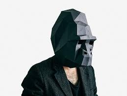 gorilla mask paper mask animal mask diy printable animal