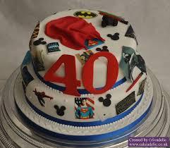 40th birthday cake birthday cakes 40 th birthday bash