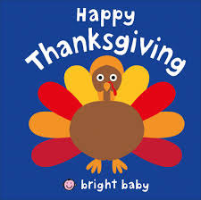 bright baby happy thanksgiving roger priddy macmillan