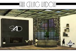 Celing Window Sims 4 Designs February 2016