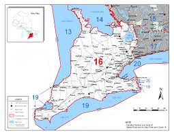 Live Time Zone Map by Fisheries Management Zone 16 Fmz 16 Ontario Ca