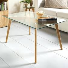 Coffee Table Rounded Edges Oak And Glass Coffee Table Oak Coffee Table Rounded Edges