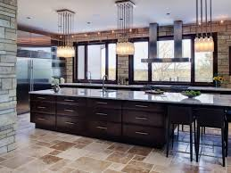 large kitchen island with seating grey carpet wooden armless