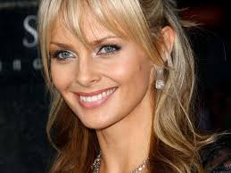 cute long straight haircut blonde hair color for women from
