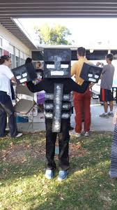 minecraft costume my kid wanted a wither costume for minecraft