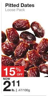 Bulk Barn Leaside Pitted Dates On Sale Salewhale Ca
