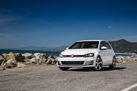 volkswagen gti blue 2015 volkswagen golf gti u2013 four seasons wrap up automobile magazine
