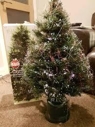 100 artificial tree no lights 3 u0027 pre lit