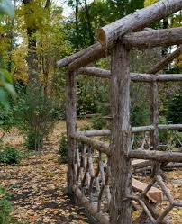 willow gazebo rustic garden gazebo the owner builder network