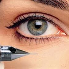 eyeliner tattoo pain level 20 best tattooed eyeliner images on pinterest make up tips