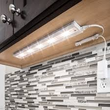 under cabinet lighting without wiring white led 18 inch under cabinet light free shipping on orders
