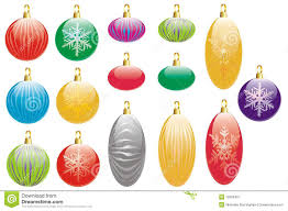 luxury christmas decorations royalty free stock photography