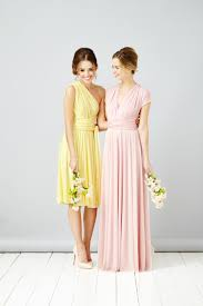 pale yellow bridesmaid dresses uk yellow chiffon bridesmaid