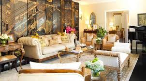 Sophisticated Formal Living Room Designs Home Design Lover - Colonial living room design