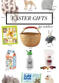 easter gifts for toddlers gift ideas archives modern