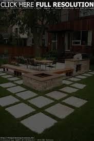 rectangular backyard design plans home outdoor decoration