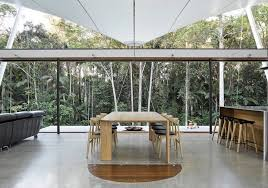 architects home design shapeshifting tent house in australia blurs the line between