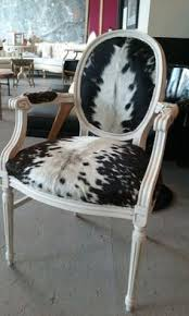 Cowhide Chair Australia Retro Chair Black White Cowhide Chair Rustic Modern And