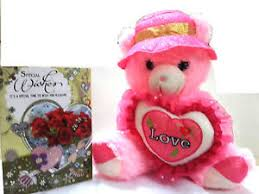 big teddy bears for valentines day card big teddy with heart day gift for for