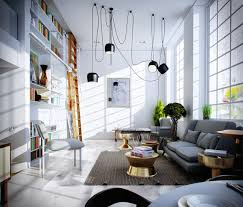 combining modern and minimalist living room interior designs which