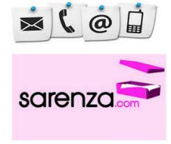 sarenza comment contacter le service client par téléphone e mail