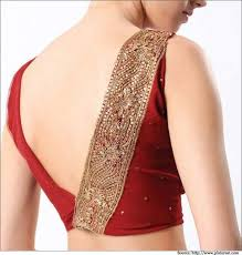 top 22 back neck blouse designs for your wardrobe fashionpro