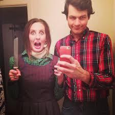 marie marie hogan halloween selfies