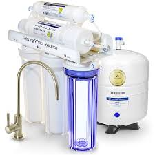 best under sink water filter system reviews ispring rcc7 under sink ro water filtration system review best