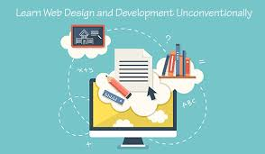 learn web design the most unconventional ways to learn web design and development