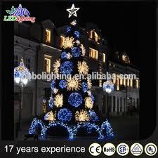 lighted christmas tree garland tree light giant pvc garland christmas tree indoor led lighted
