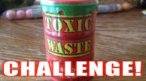 Challenge Blood Toxic Waste Sour Challenge Blood Alert Ep 37