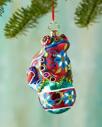 with a smile and a wink christopher radko christmas ornament