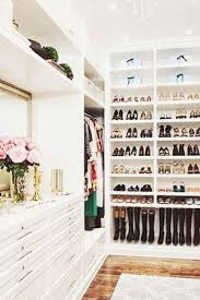 13 enviable closets from pinterest dream closets shoe rack and