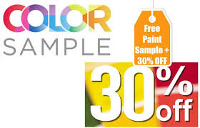 free sample kelly moore quart of paint and get 30 off premium